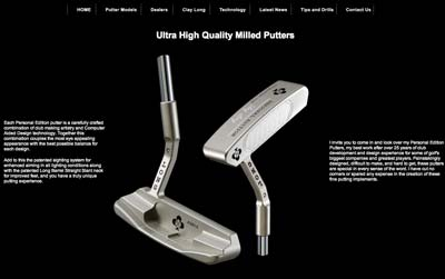clay long putters
