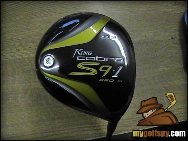 King cobra s9-1 f-speed 10. 5* driver regular flex | ebay.