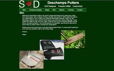 deschamps putters