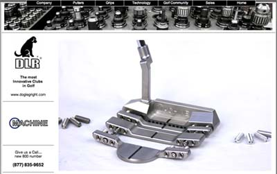 dog leg right putters
