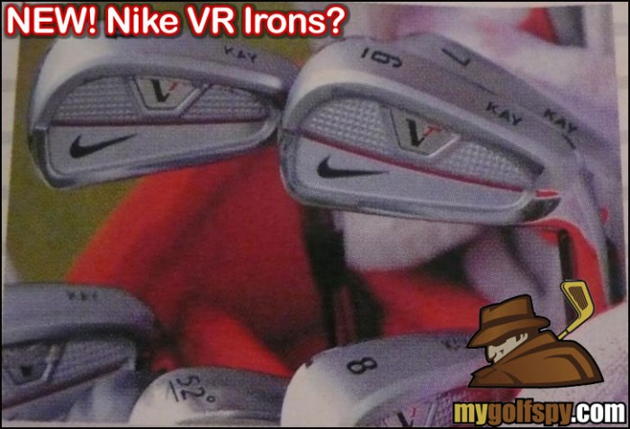 Nike Vr Driver And Irons For 2009 Nike Victory Red Irons