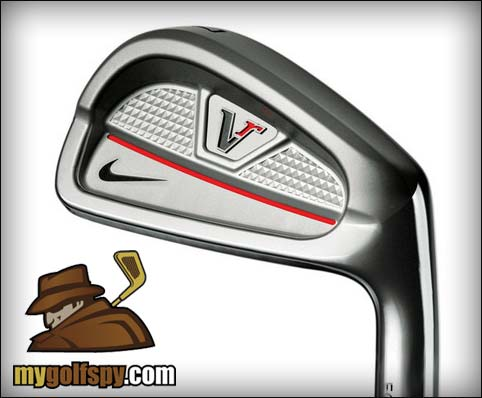 Nike Victory Red Irons 2009