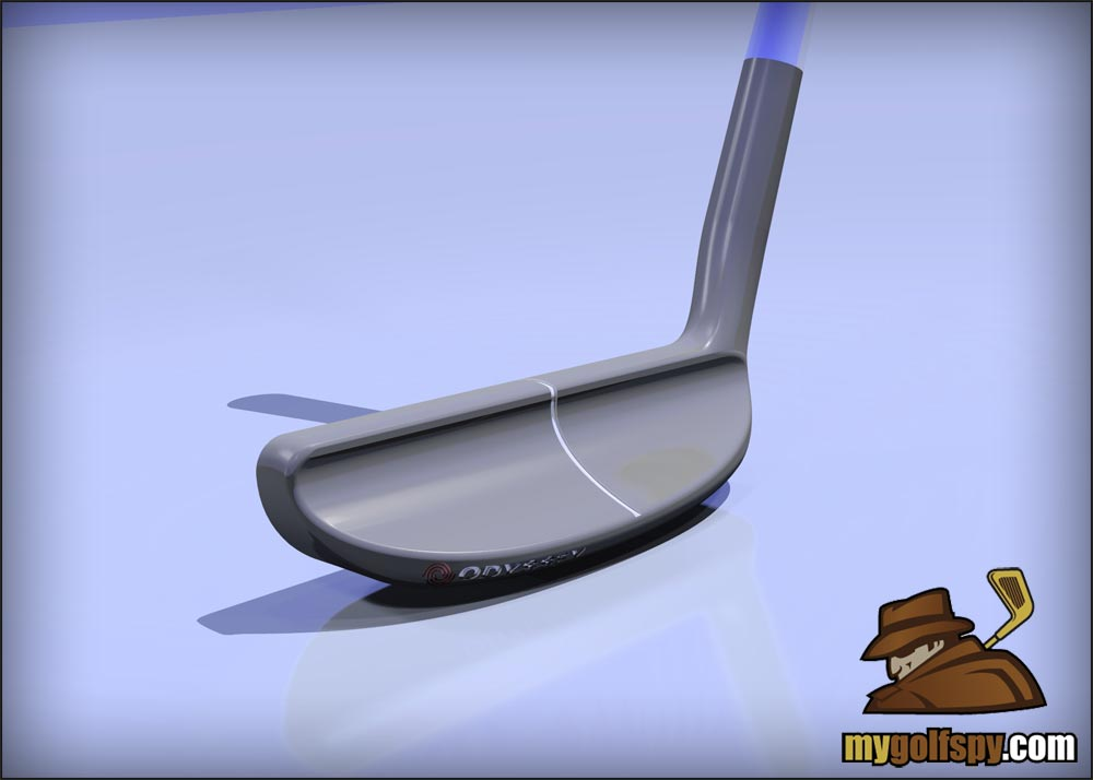 Odyssey PM Prototype Putter