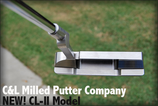 350 milled putters