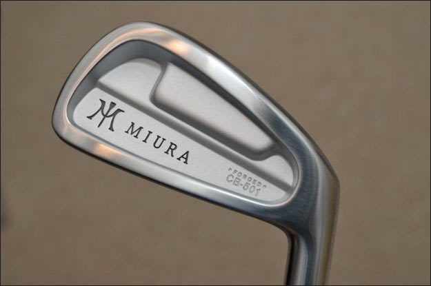 Post image for REVIEW! – Miura CB-501 Irons