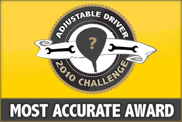 "Post image for ""Clash Of The Adjustable Drivers!"" – MOST ACCURATE AWARDS"