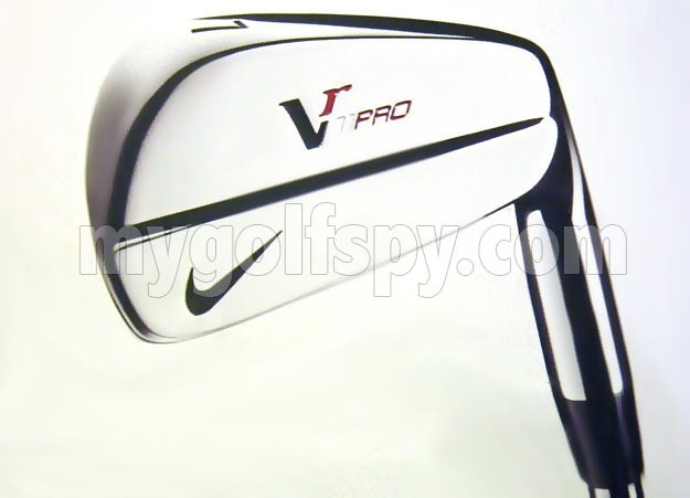 2011 Nike VR Pro Blade Irons
