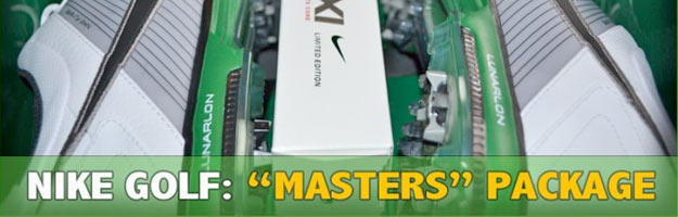 """JUST ARRIVED! – Nike Golf """"Masters"""" Package"""