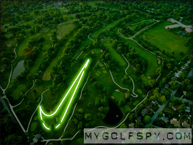 nike second coming of golf