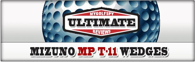ULTIMATE REVIEW! – Mizuno MP T-11 Wedge