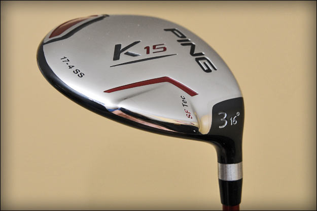 ping k15 fairway wood review