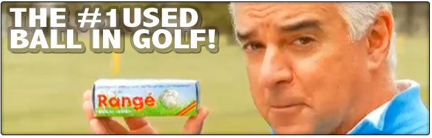 The #1 Used Ball In Golf – Rangé!