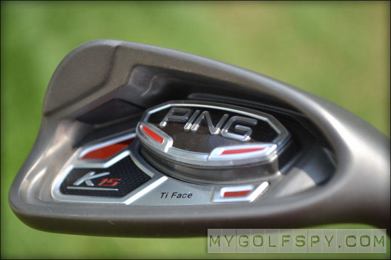ping k15 iron reviews
