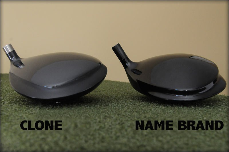 Clone Golf Clubs vs. Name Brand Golf Clubs - (ULTIMATE REVIEW!)