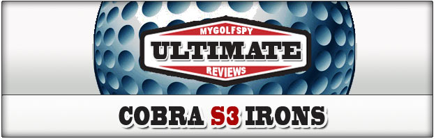 Post image for ULTIMATE REVIEW! – Cobra S3 Irons