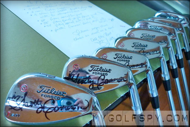 For Sale Scotty Cameron S Personal Irons On Ebay