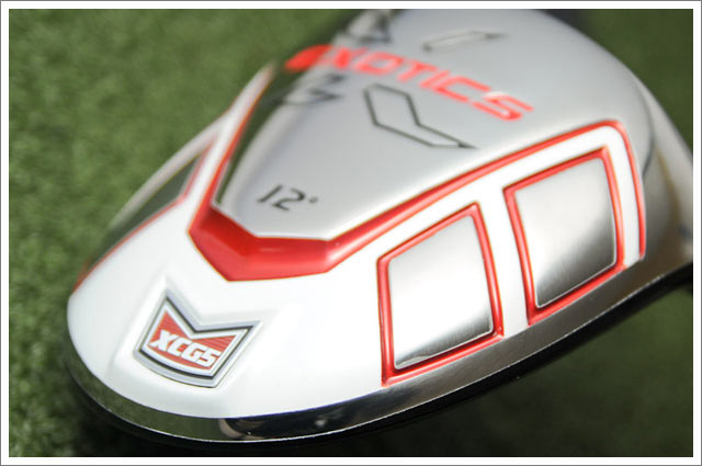 tour edge XCG5 driver review