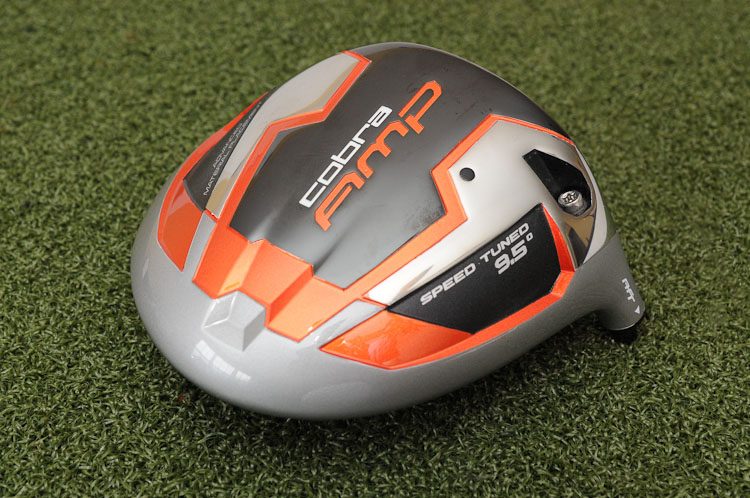 Cobra AMP Driver Sole