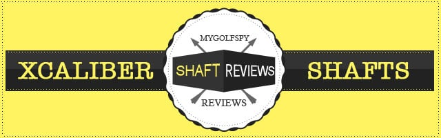 "Post image for SHAFT REVIEW! – Arthur Xtreme Engineering ""XCaliber"" Shafts"