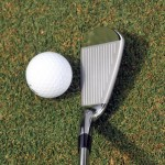 Mizuno MP-69 PW at address