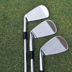 Mizuno MP-69 Face (3 iron, 7 iron, PW)