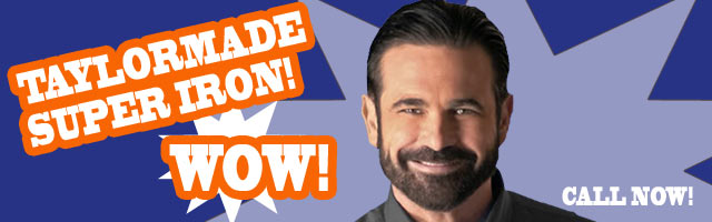 BILLY MAYS HERE! – With New Taylormade Spy Pics