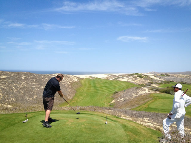 Diamante Dunes Golf Course Review