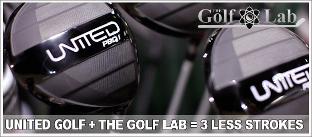 How I Cut 3 Strokes – United Golf & The Golf Lab Fitting