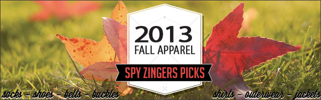 (FEATURE) – 2013 MyGolfSpy Fall Apparel {SPY ZINGER's Top Picks}
