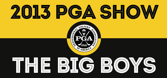 Post image for PGA Show 2013 Best Big OEM Booth