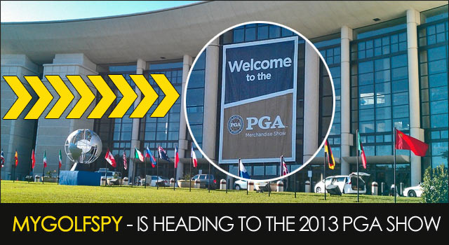 Post image for TOMORROW! – MyGolfSpy Heads To The 2013 PGA Show