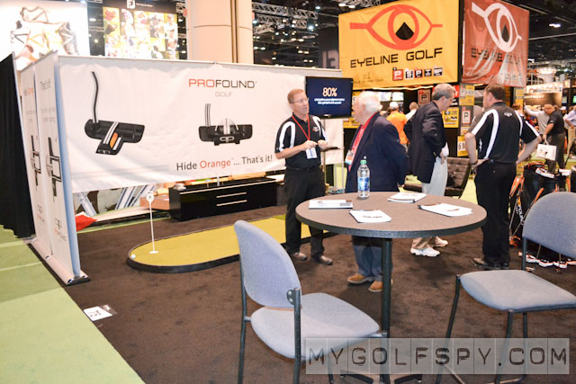 profound putters 2013 pga show