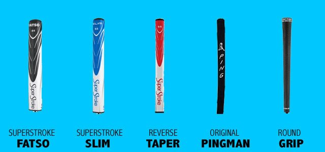 Mygolfspy Labs The Putter Grip The Cure To Making More Putts
