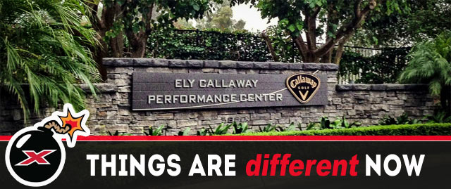 Post image for The New Callaway Golf – Things Are Different Now