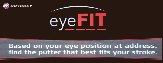 FIRST LOOK – The Odyssey eyeFIT Putter Fitting Mirror