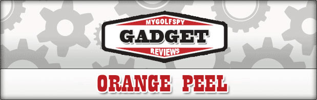 Post image for TRAINING AID REVIEW – ORANGE PEEL
