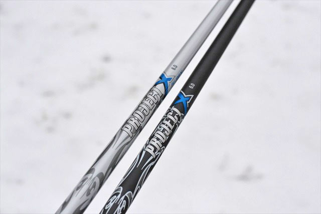 Technical info for the project x hzrdus t800 green. Callaway.