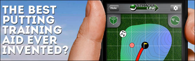 Post image for Stracka Line – The Best Putting Training Aid Ever Invented?