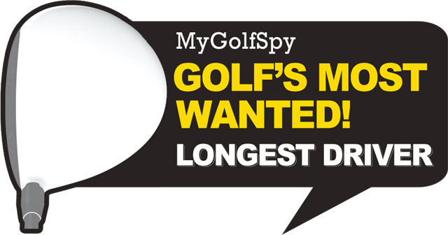 "2013 ""Golf's Most Wanted"" – Longest Driver"