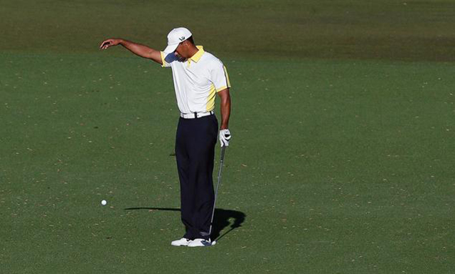 Post image for Ratings Over Integrity: Augusta Bails Out Tiger