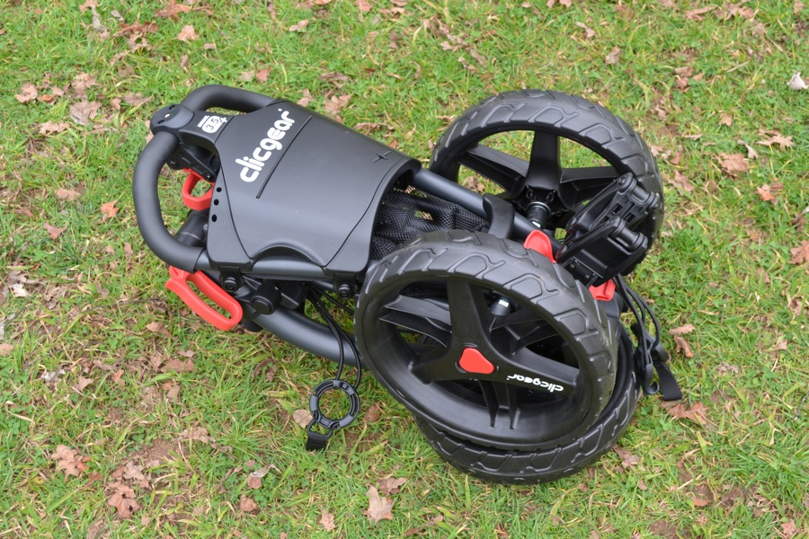 Clicgear 3.5+ Review on electric three wheel, junior golf pull carts 3 wheel, push cart replacement wheel,