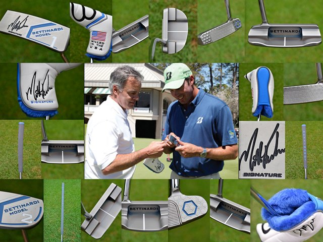 Post image for Kuchar and Bettinardi:  The Putters and the Partnership