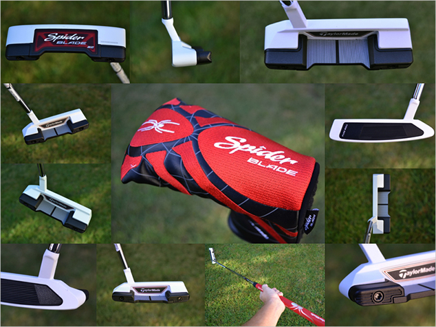 Post image for It Must Be the Putter! – The US Open Winning TaylorMade Spider Blade Slant