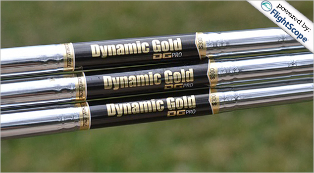 Post image for Review – Dynamic Gold DG Pro Iron Shafts