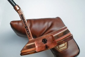 Bettinardi LTD has a beautiful copper plated long neck Jam.