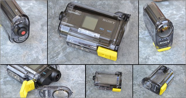 Golf Gadget Review: The Sony Action Cam/V1 Golf App