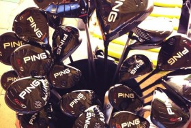 PING Golf Japan has a lot of G25s.