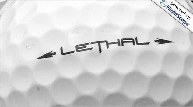 Review – TaylorMade LETHAL Golf Ball