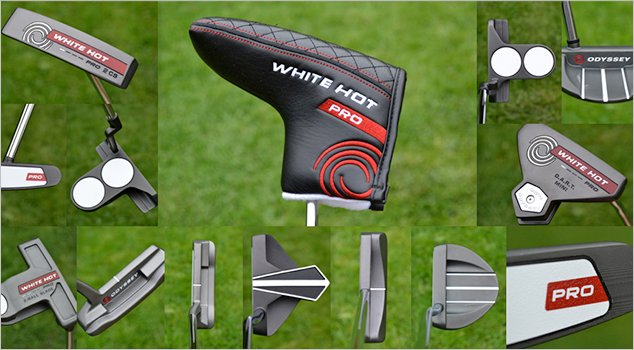 Post image for The Club Report — Odyssey White Hot Pro Putters