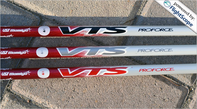 SHAFT REVIEW! – UST PROFORCE VTS